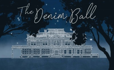 Denim Ball invitation
