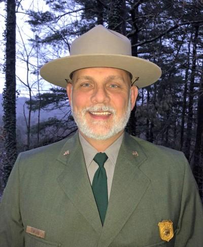 Blue Ridge Parkway Superintendent J.D. Lee
