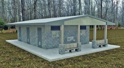 Price Park Campground Showers Blue Ridge Parkway