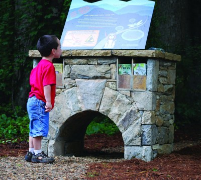 Kids in Parks Trailhead