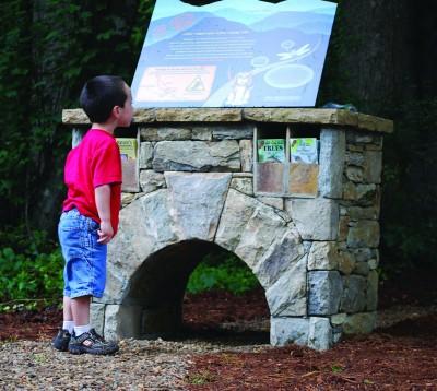 Kids in Parks Trailhead
