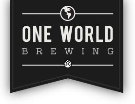 One World Brewing logo