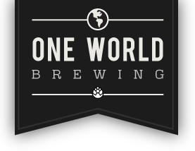 One World Brewing logo
