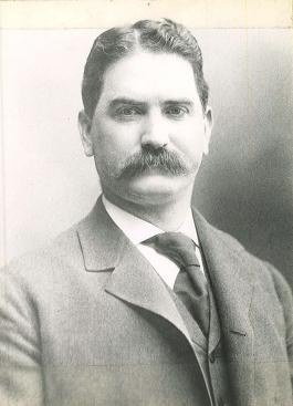 Portrait of Moses H. Cone
