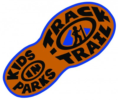 Kids in Parks Track Trail logo