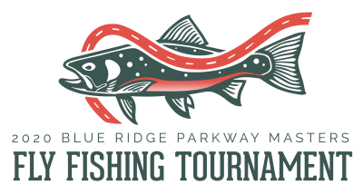 Blue Ridge Parkway Masters Fly Fishing Tournament logo