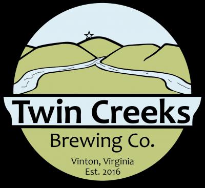 Twin Creeks Brewing Co. logo