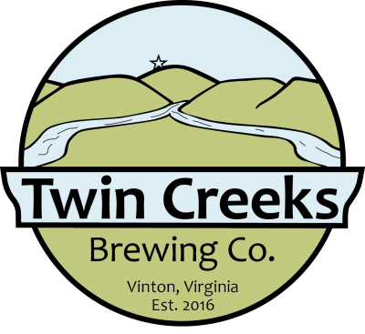 Twin Creeks Brewing Co. logo