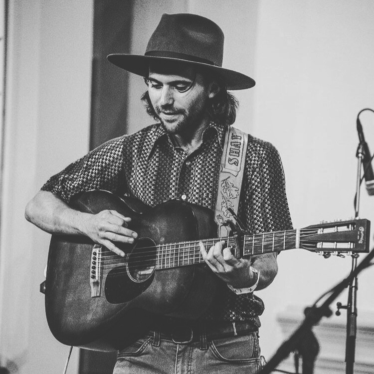 Shay Martin Lovette opens the show on August 8 at the Blue Ridge Music Center.