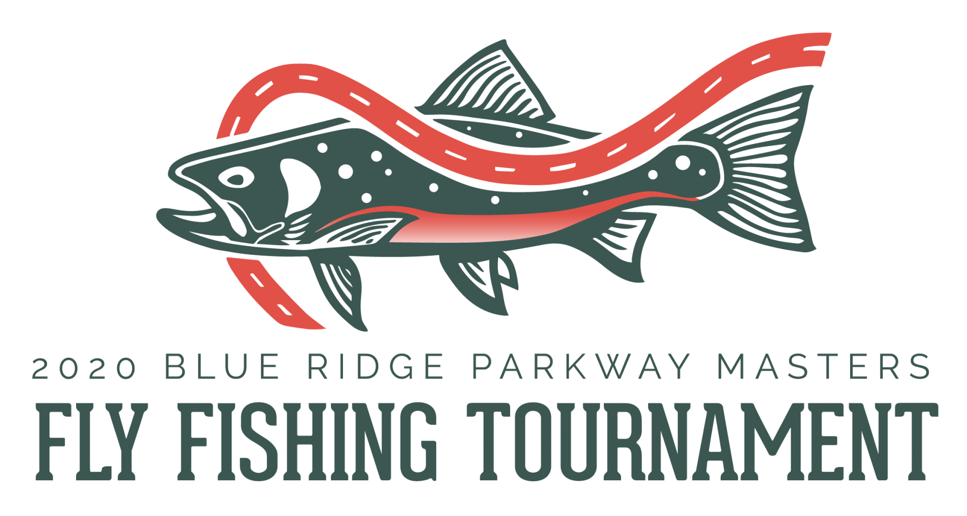 Blue Ridge Parkway Masters Fly Fishing Tournament logo